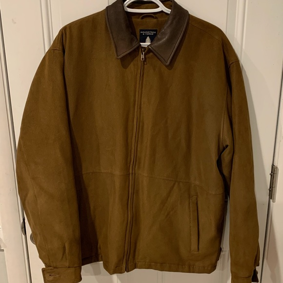 835a4fea0 Men's Roundtree And Yorke Outdoors Jacket, Size M